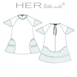 Fleurie de HER little world