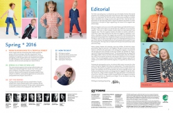 Magazine Patrons Enfants Printemps 2016
