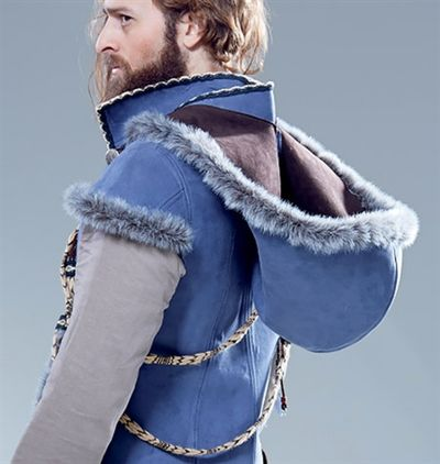 Patron SPIRITQUEST homme Viking, Guerrier