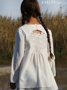 Robe et tunique Paisible de HER little world