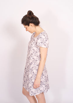 Patron Robes femme FORGET-ME-NOT