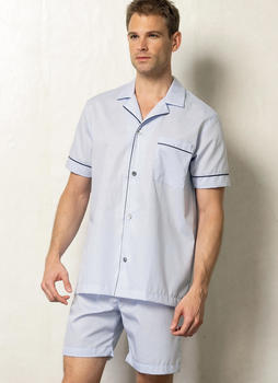 Patron Vogue 8964 Ensemble Pyjama homme