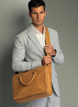 Patron Vogue 8990 Sacs besace homme style Messager