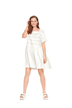 Patron Burda 6117 Top, robe
