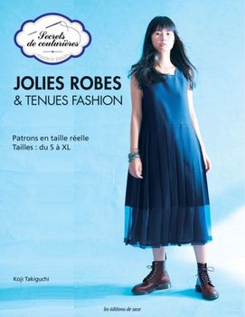 Livre JOLIES ROBES & TENUES FASHION