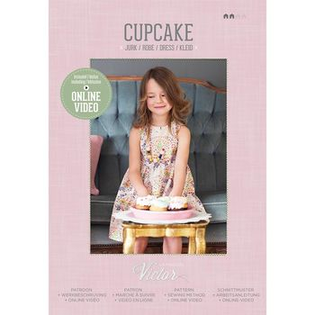 Patron Maison VICTOR Robe fille CUPCAKE