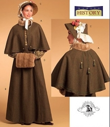 Patron Butterick 5265 par Nancy Farris-Thee