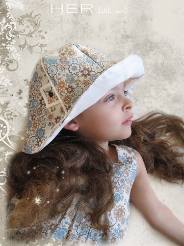 Chapeau Coquet de HER little world