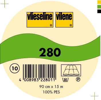 Vlieseline Volumineuse 280