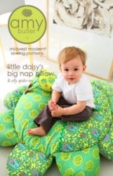 Patron Amy Butler 053LD Little Daisy's big nag Pillow
