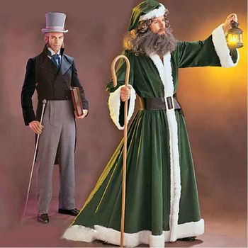 Patron Vault 2021 Costume queue de pie & long manteau homme