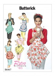 Patron Butterick 6467