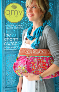 Amy Butler The Charm Clutch