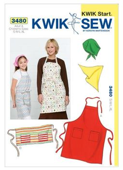 Patron KWIK SEW 3480