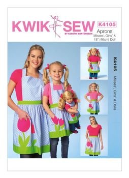 Patron KWIK SEW 4105