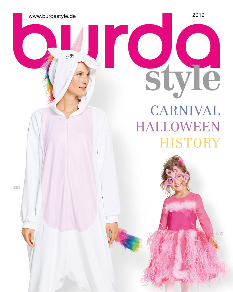 Catalogue Burda Carnaval