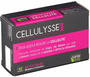 cellulysse Sté verte  traitement de la cellulite