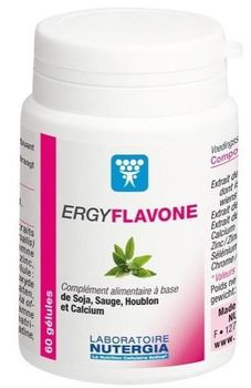 NUTERGIA :ERGYFLAVONE