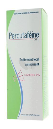 PERCUTAFEINE TUBE GM  5% de caféine