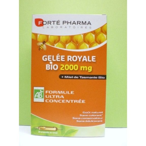 FORTE PHARMA GELEE ROYALE 2000mg BIO