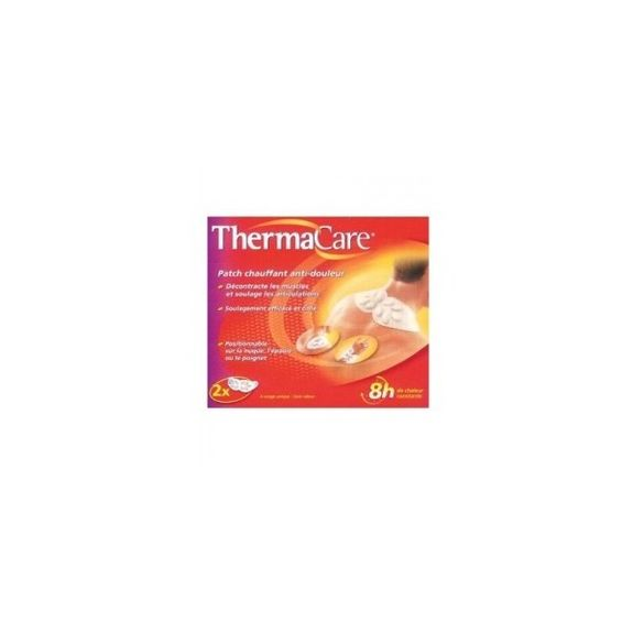 thermacare patch lot de 6