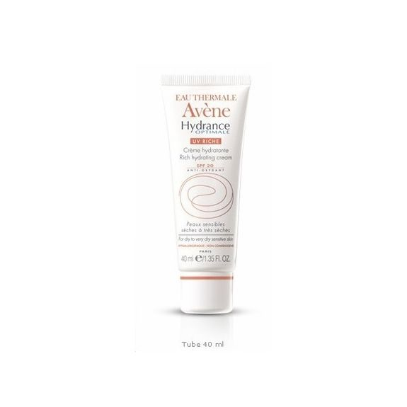 AVENE hydrance optimale UV riche