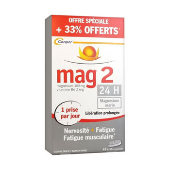 MAG 2 LIBERATION PROLONGEE BTE DE 45