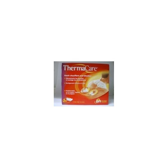 thermacare patch lot de deux