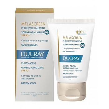 Ducray Melascreen photo-vieillissement global mains 50ml