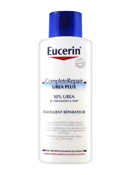 Eucerin complete repair  urea plus