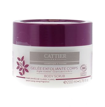 Cattier Gelée Exfoliante 200ml
