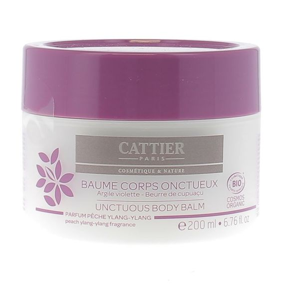 Cattier Baume Corps Onctueux 200ml