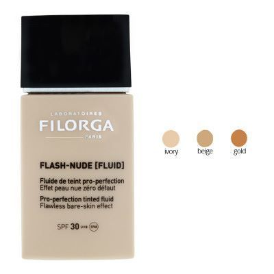 Filorga Flash-Nude(fluid) Nude gold 02 30ml