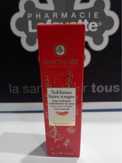 Sanoflore sublimes baies rouges