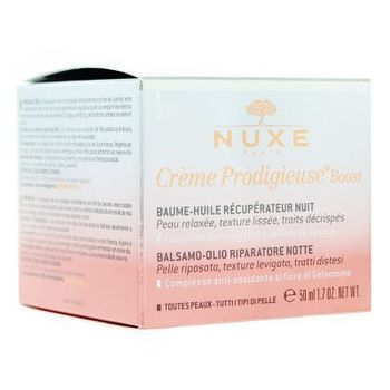 Nuxe Crème Prodigieuse Boost Baume-Huile 50ml