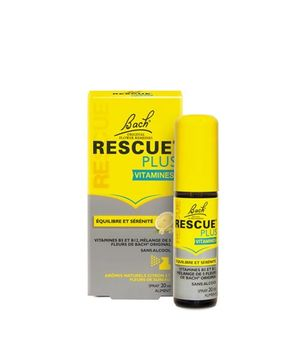 Rescue® PLUS Spray en PROMO !