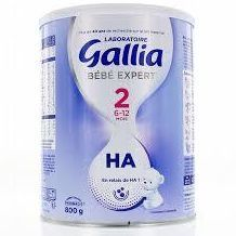 Gallia bébé expert HA 2 (péremption 07/21)