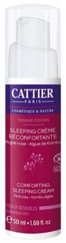 Cattier sleeping creme réconfortante 50 ml
