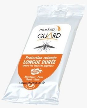 Moskito guard lingettes anti-moustiques