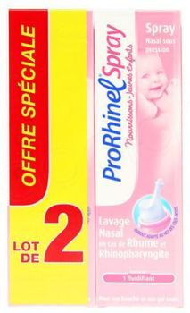 ProRhinel Spray - 2x100 ml