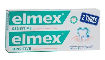 Elmex sensitive 2 tubes