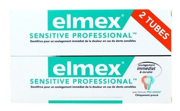 Elmex sensitive professional 2 tubes