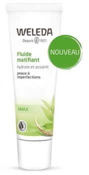 Weleda fluide matifiant anti-imperfections