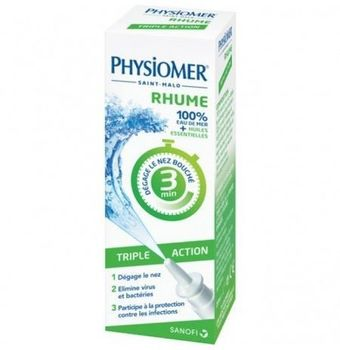 Physiomer Rhume Triple Action