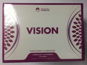 VISION DE PRESCRIPTION NATURE