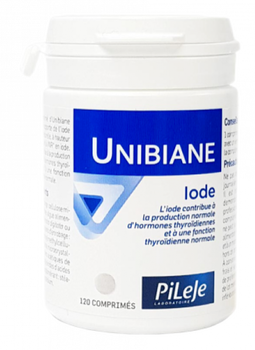 PILEJE- UNIBIANE IODE 120 COMPRIMES