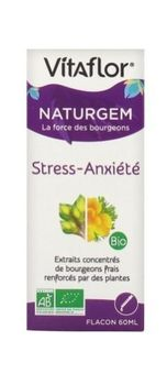 VITAFLOR STRESS- ANXIETE 60ML
