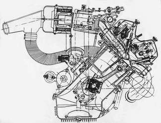 Used spare parts: Engine