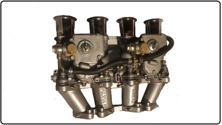 Carburetor competition spares Lancia Fulvia