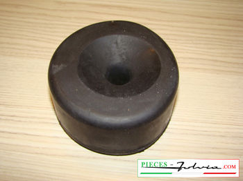 Upper rubber of rear gearbox support Lancia Fulvia all models